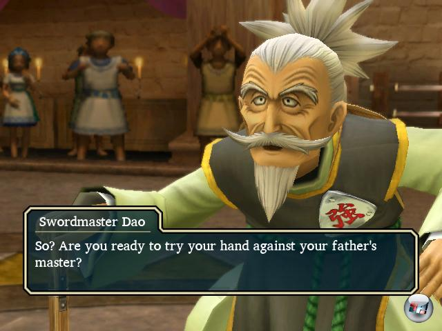 Almighty, old Swordmaster!