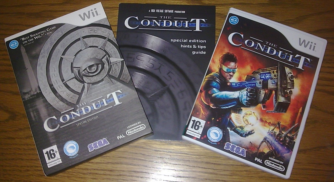 The Conduit Special Edition