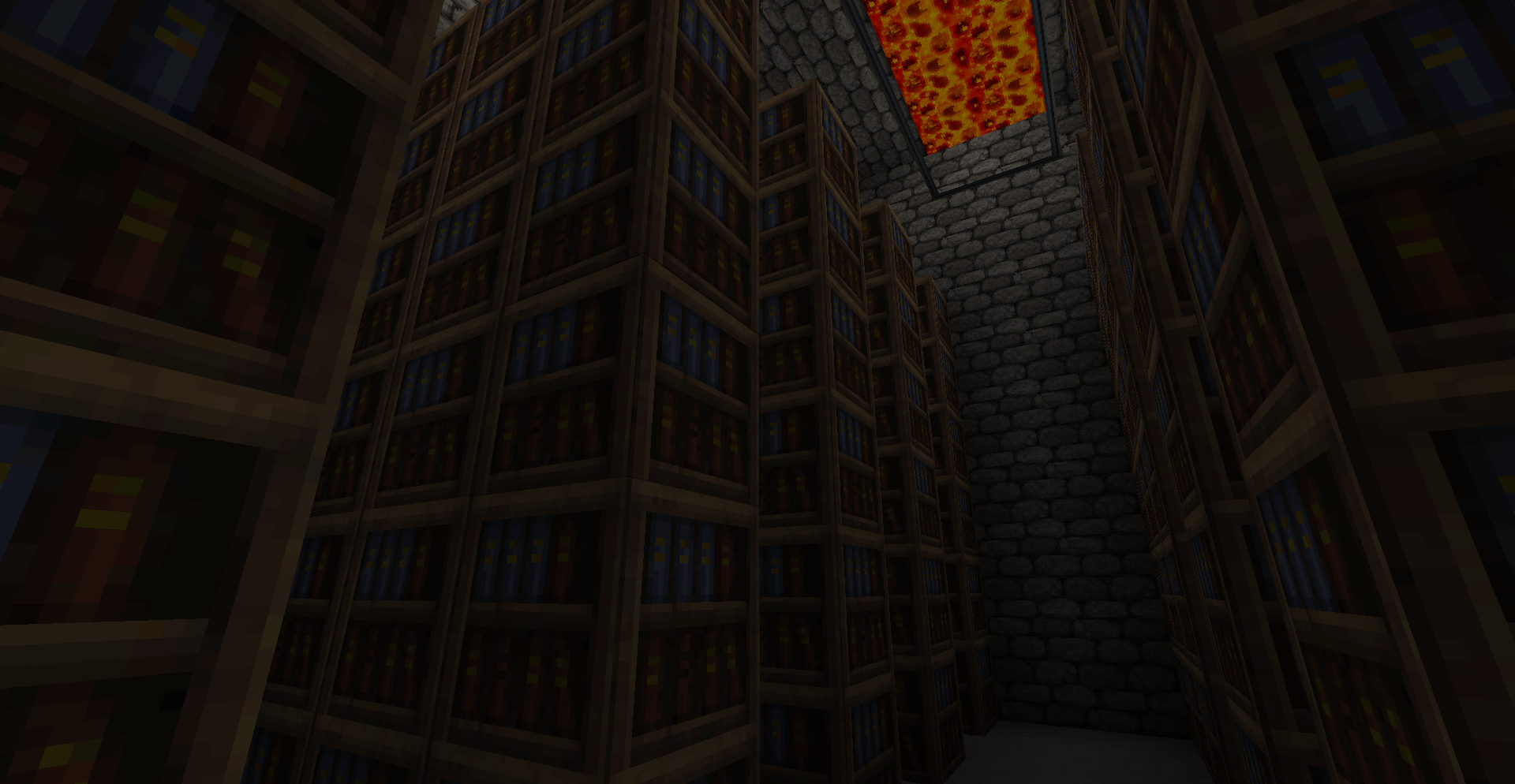 Bücherregale Minecraft stein auf stein auf stein auf stein sephix eu