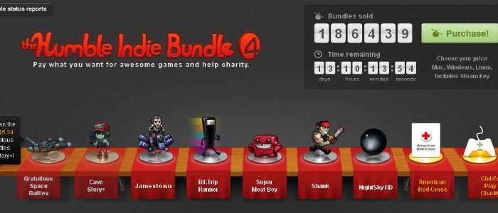 Humble Bundle 4